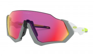 Okulary Oakley Flight Jacket Matte Fog Prizm Road OO9401-10