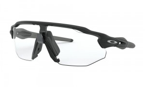 Okulary Oakley Radar EV Advancer  Matte Black Clear Black Iridium Photochromic OO9442-06