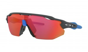 Okulary Oakley Radar EV Advancer Matte Carbon Prizm Trail Torch OO9442-05