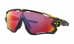 Okulary Oakley Jawbreaker Tour de France Collection 2019 Matte Black Prizm Road OO9290-43