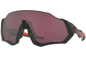 Okulary Oakley Flight Jacket Ignite Collection Matte Black Prizm Road Black OO9401-13