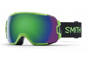 Gogle Smith VICE REACTOR GREEN SOL-X MIRROR