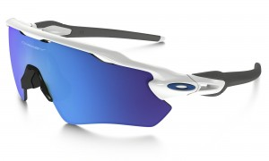 Okulary Oakley Radar EV Path Polished White/Sapphire Iridium OO9208-17