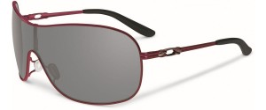 Okulary Oakley Collected Cayenne Red/Grey OO4078-04