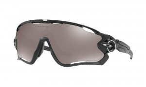 Okulary Oakley Jawbreaker Polished Black Prizm Black Polarized OO9290-2831