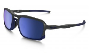 Okulary Oakley Triggerman Steel/Ice Iridium OO9266-09