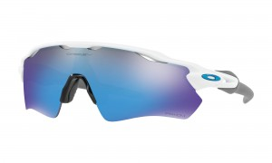 Okulary Oakley Radar EV Path Polished White Prizm Sapphire Iridium OO9208-73