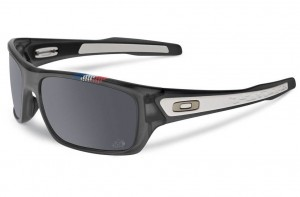 Okulary Oakley Turbine Tour de France Collection Grey Smoke/Black Iridium OO9263-16