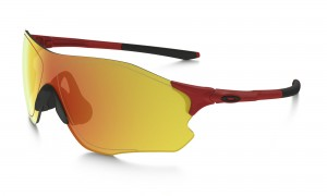 Okulary Oakley EVZero Infrared/Fire Iridium OO9308-10