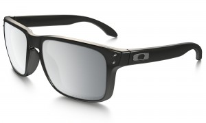 Okulary Oakley Holbrook Black Ink Chrome Iridium Polarized OO9102-68