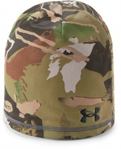 Czapka Under Armour Reversible 2.0 Beanie Camo 1300468-940
