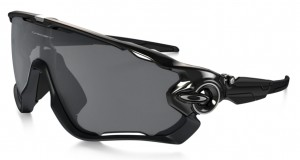 Okulary Oakley Jawbreaker Polished Black/Black Iridium OO9290-01