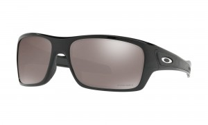 Okulary Oakley TURBINE Polished Black Prizm Black  Polarized OO9263-4163