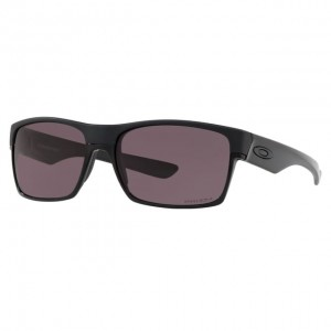 Okulary Oakley Two Face Steel Prizm Grey OO9189-4260