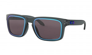 Okulary Oakley Holbrook Fire And Ice Collection Matte Crystal Black Prizm Grey OO9102-G955