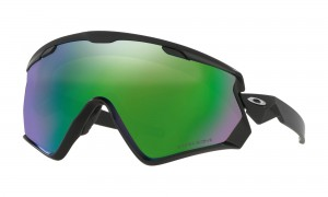 Okulary Oakley Wind Jacket 2.0 Matte Black Prizm Snow Jade Iridium OO7072-01