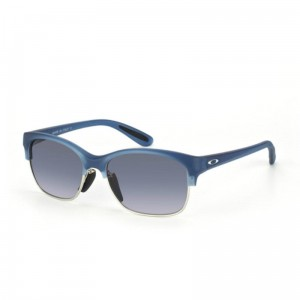 Okulary Oakley RSVP Frosted Blue Daisy/Black Grey Gradient OO9204-08
