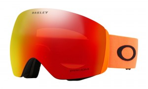 Gogle Oakley Flight Deck Harmony Fade Team Oakley Prizm Snow Torch OO7050-61