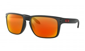 Okulary Oakley Holbrook XL Matte Black Prizm Ruby OO9417-0459