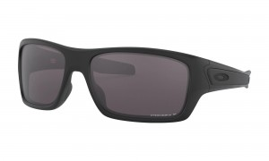 Okulary Oakley TURBINE Matte Black Prizm Grey Polarized OO9263-62