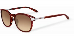 Okulary Oakley Ringer Red Mosaic/Dark Brown Gradient 0O2047-06