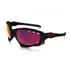 Okulary Oakley Racing Jacket SI Matte Black Prizm Road + Black Iridium OO9171-3762