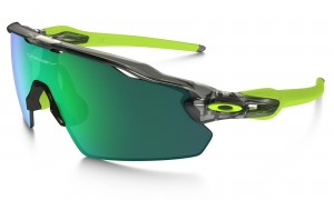 Okulary Oakley Radar EV Pitch Grey Ink/Jade Iridium OO9211-03
