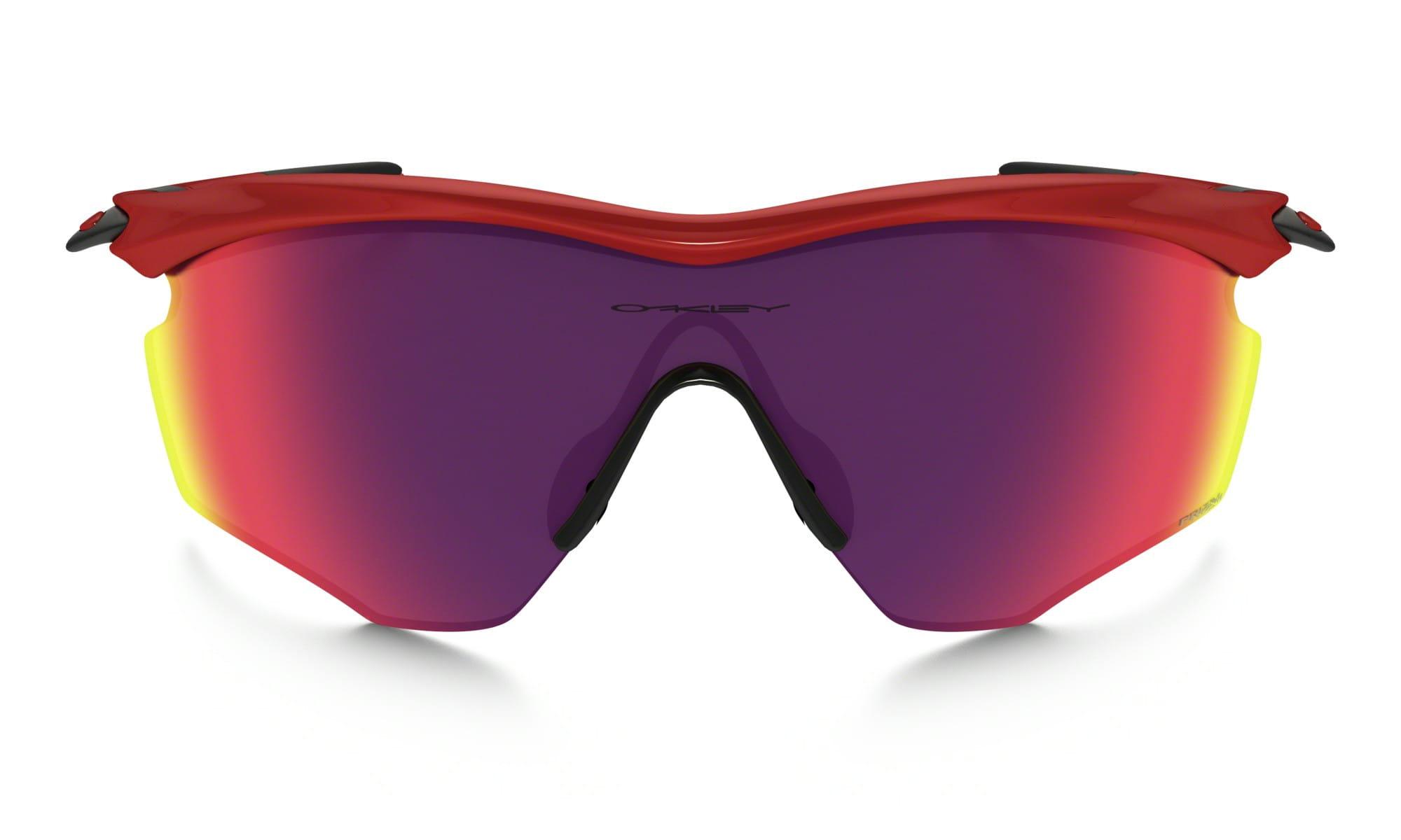 010059c045 Okulary Oakley M2 Frame XL Redline Prizm Road OO9343-1145 Sklep brylano